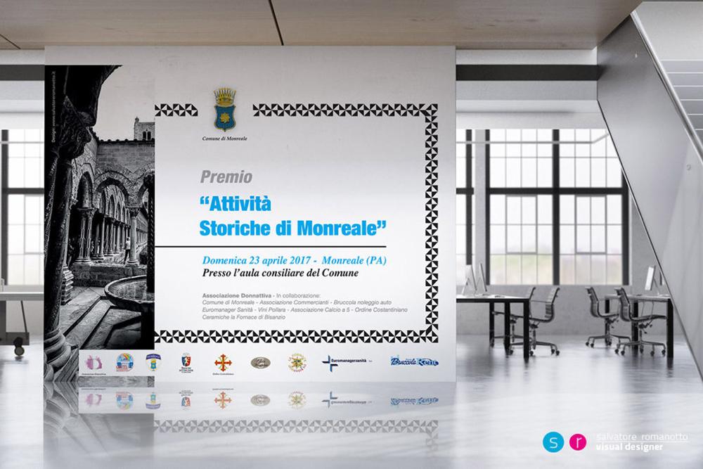 Premio: Attività storiche di Monreale